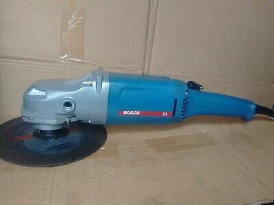 BOSCH 1328 HEAVY DUTY HAND GRINDER 240v Made in Germany VGC