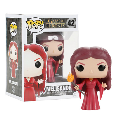 New Game Of Thrones Melisandre Pop Vinyl Figure #42 Funko Official