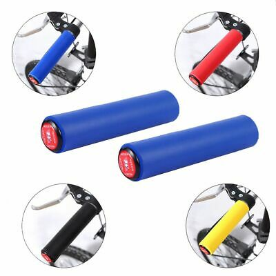 Shockproof Road Cycling Bike Handlebar Grip Cover Silicone Silica Gel Antiskid