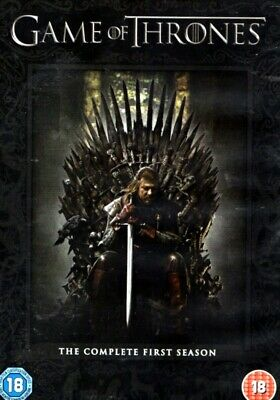 Game Of Thrones - Season One And Two - 10 Discs - Dvd