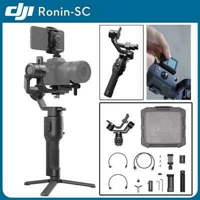 DJI Ronin-SC One-Handed Operation 3-Axis Gimbal Stabilizer For Mirrorless Camera