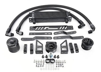 Racingline Performance Oil Cooler Kit MQB VW Audi Seat Skoda VWR18G700-ROW