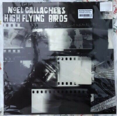 """Noel Gallagher's High Flying Birds – Songs From The Great White North - Ltd 12"""""""