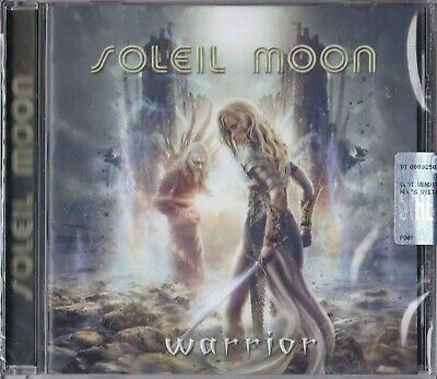 SOLEIL MOON - Warrior ( 2019 Frontiers cd / Brand new & sealed)