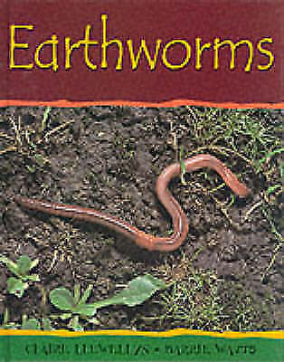 Earthworms by Llewellyn, Claire