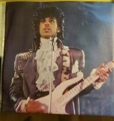 Prince And The Revolution Purple Rain 45Rpm With Picture Sleeve