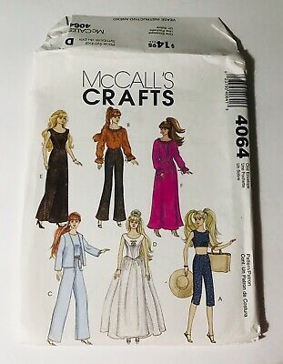 """Clothes Craft 8035 UNCUT Vintage McCalls SEWING Pattern Hop to it 34/"""" Bunnies"""