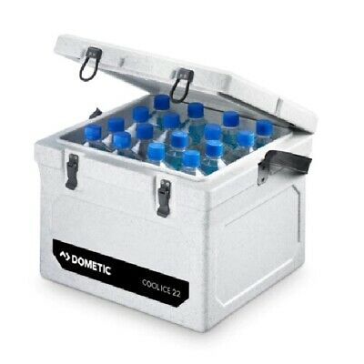 Dometic Ice Box 22 Litre Icebox Cool Ice Rotomolded Camping Car Fishing WCI-22