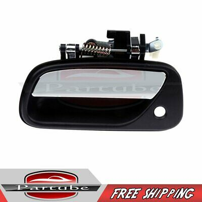 Fits Driver Side Front Outer Exterior Outside Door Handle for 93-98 Toyota T100