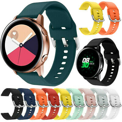 Replacement Sport 20 22 mm Wrist Strap Belt Bracelet Silicone Watch Band  2019