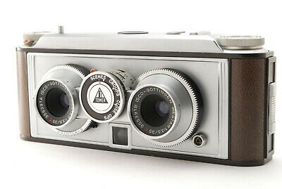 【Mint】Tower Stereo Camera isco-gottingen westar 35mm3.5 Japan #444