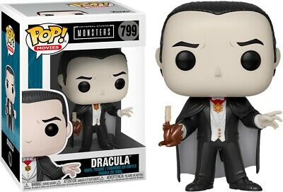 Universal Monsters Dracula New Pose Exclusive Funko Pop PRE ORDER