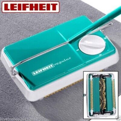 HQ European Made Leifheit Regulus Carpet Sweeper Brand NEW Usually over $100