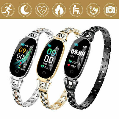 2019 Bluetooth  Smart Watch Iphone Android Donna Orologio Sport Braccialetto