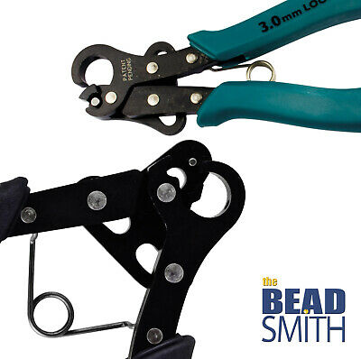 Beadsmith 1 Step Looping Pliers for Stringing and Wire Craft