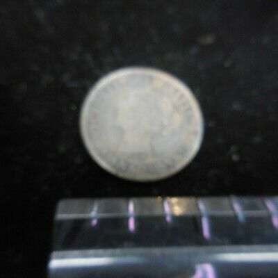 1859 Canada Large Cent Bronze Coin 1c Canadian Penny
