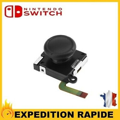 Joystick pour Joycon Nintendo Switch 3D Stick Analog GZ® PRO