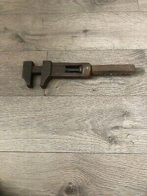 Large Heavy Railroad Special Adjustable Spanner