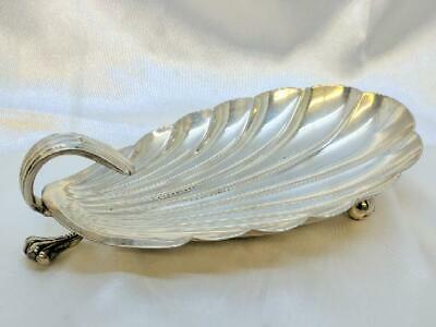 Gorham Silver Silver Plated Shell Tray Y564 (Pm2000243)