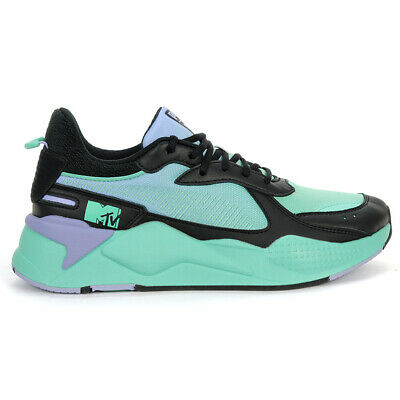 PUMA RS X TRACKS MTV Gradient Gloom Tracks Pastel Lifestyle