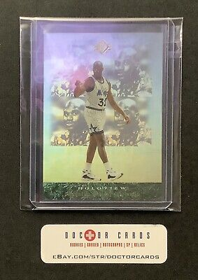Shaquille O'Neal 1995 Upper Deck Holoview SP PC25 Hologram Premium Collection