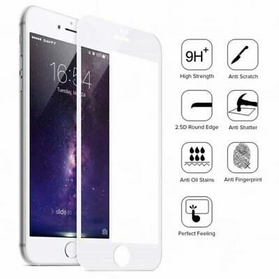 Protective tempered glass for iphone 6 7 8 strong shock proof