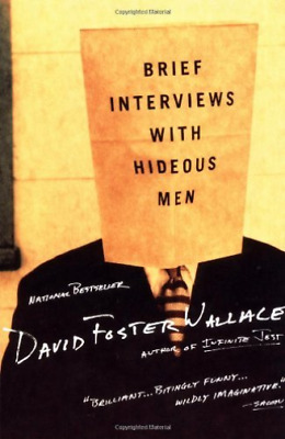 Wallace, David Foster-Brief Interviews With Hideous Men (US IMPORT) BOOK NEW