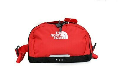The North Face Roo Sling Bag in TNF Red/TNF Black