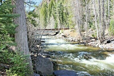 Colorado Gold Mine Prime Mining West Fork San Juan River Placer Claim Panning
