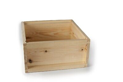 Super Box For National Beehive Flat Packed