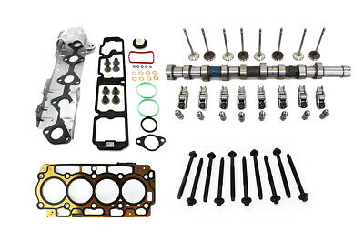 Volvo 1.6 DRIVe D2 8v DV6C Camshaft Kit & Head Gasket Set with Bolts