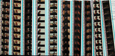 """BRAD PITT """"TROY"""" FILM CELLS 16 STRIPS OF 9 cells   BARGAIN CLEAROUT"""