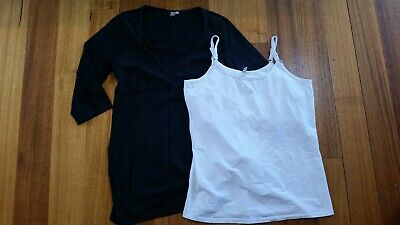 Maternity CLEAR OUT! 2x XL 16 breastfeeding nursing top singlet
