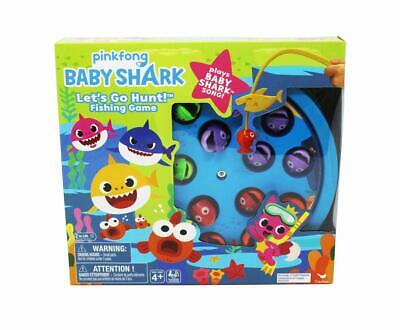 Baby Shark Fishing Game Brand New Fast Postage
