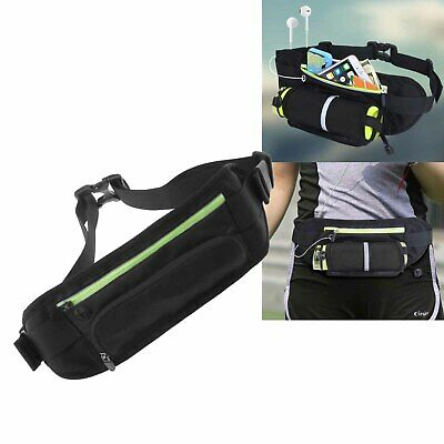 Unisex Lightweight Fanny Pack Waist Pack for Walking Cycling Running Hiking