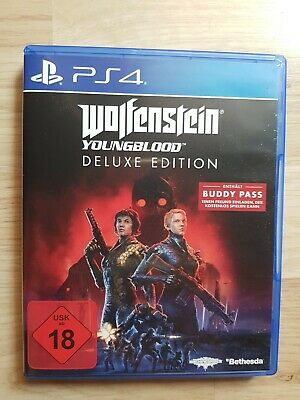 Wolfenstein - Youngblood - Deluxe Edition - PS4