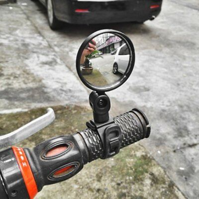 Cycling Bicycle Rear View Mirror 360 Degree Rotation Wide Angle Convex Mirror FK
