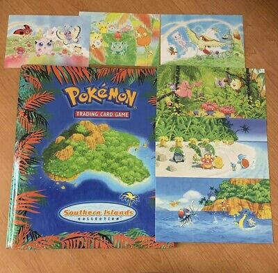 Pokemon Southern Island Completo