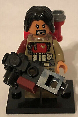 Lego Baze Malbus 75153 Rogue One Star Wars Minifigure