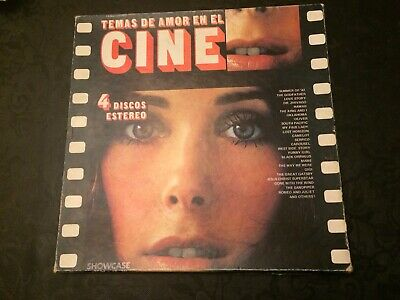 Lote Vinilos Música Cine BSO OST Musical Hollywood Score