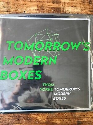 Thom Yorke Lp New Unopened - Tomorrows  Modern Boxes
