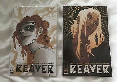 Reaver #1 and #2 - First Prints - NM Image comics