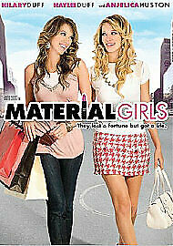 Material Girls (DVD, 2007) freepost in very good condition