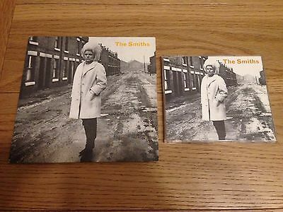 THE SMITHS Heaven Knows I'm Miserable Now UK 7'' N/MINT to MINT + CD MORRISSEY