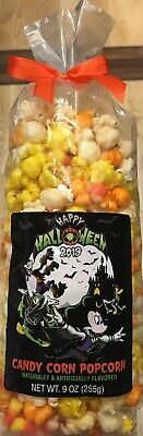 Disney Parks Happy Halloween Candy Corn Flavored Popcorn MNSSHP 2019