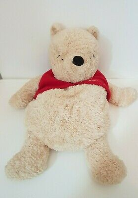 Winnie The Pooh hot water bottle cover, soft toy