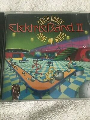 Paint the World by Chick Corea/Chick Corea Elektric Band II (CD, Sep-1993,...