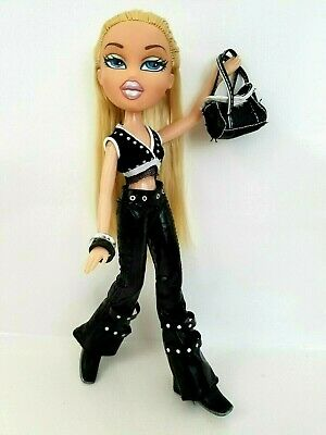 BRATZ CLOE Doll FIRST EDITION 2002 PUNK STYLE OOAK Outfit 1st Ever Made!