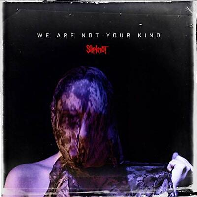 Slipknot Cd - We Are Not Your Kind [Explicit](2019) - New Unopened - Rock Metal