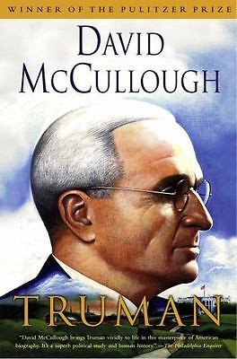 Truman by David McCullough [Hardcover]